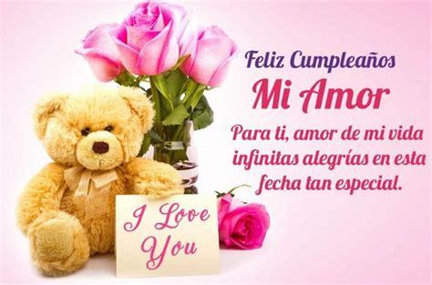 imagenes hermosas de cumpleaños de amor 5 imagenes bonitas de feliz cumplea 241 os amor de tu vida