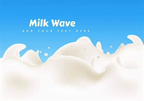 design milk background milk wave design vector download free vector art stock