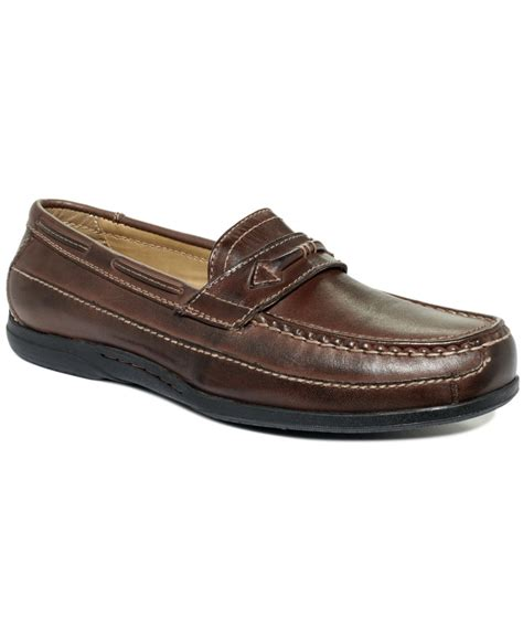 dockers shoes dockers shoes kingston driver with keeper shoes in brown