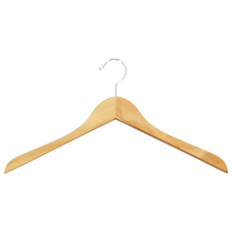 Wood Closet Hangers by Wood Hangers Basic Wooden Hangers The