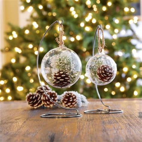 ashland natural jute twine clear ornaments nature and