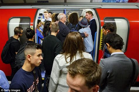 london by tube over tube drivers set for three day strike over dispute about pay and all night services daily mail