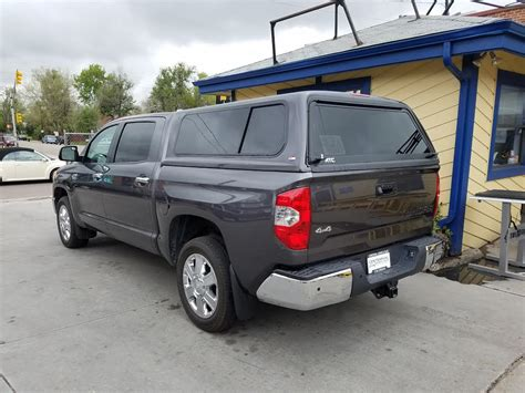 Toyota Tundra Topper 2014 Tundra Crew Atc Colorado Suburban Toppers