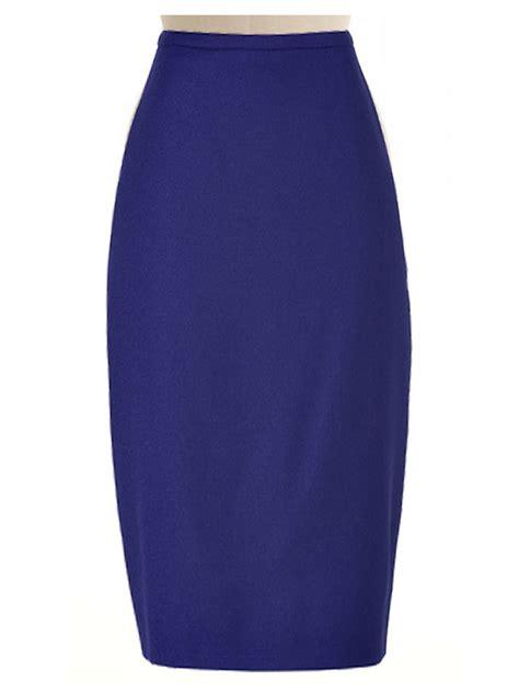 linen pencil skirt custom handmade fully lined various