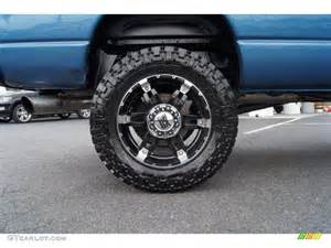 Custom Truck Wheels 4x4 2005 Dodge Ram 3500 Laramie Cab 4x4 Custom Wheels