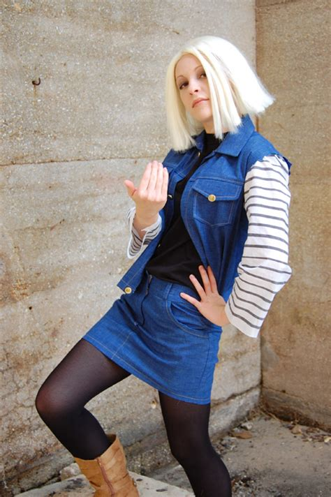 android 18 costume android 18 melfina