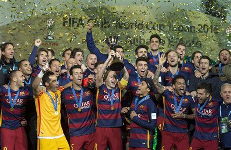 barcelona mundial clubes 2015 marca com barcelona vence a river y gana mundial de clubes la