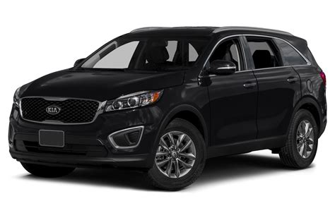 The New Kia Sorento New 2016 Kia Sorento Price Photos Reviews Safety