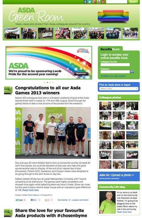 Asda Green Room sep 3rd webinar the blurring line between