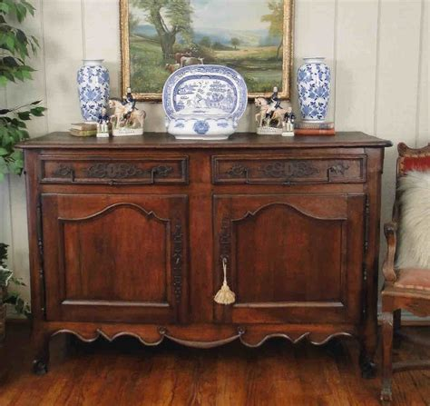 beautifully carved provence french country antique