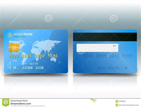 Format Credit Card Uitextfield Credit Card Sle Stock Image Image 26460221