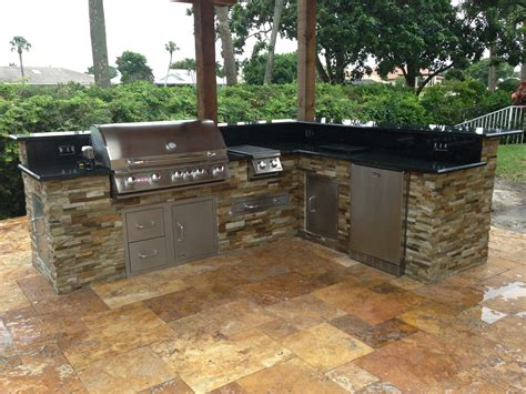 Outdoor Summer Kitchen Grills pool and patio design inc outdoor kitchen gallery