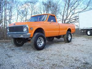 72 Chevrolet Truck For Sale Sharp 72 Chevy 4x4 2500 Classic Chevrolet