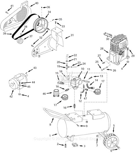 wiring diagram for cbell hausfeld air compressor 28