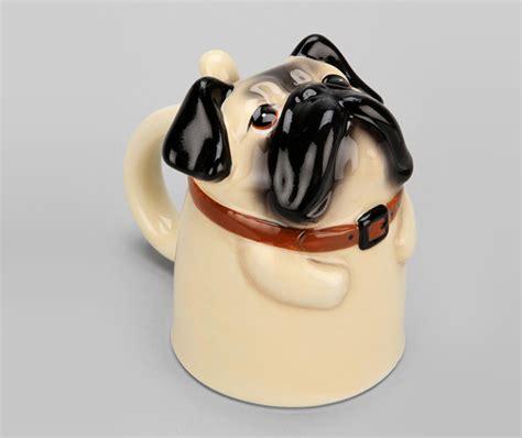 mugs of pugs detailed realistic pug mug