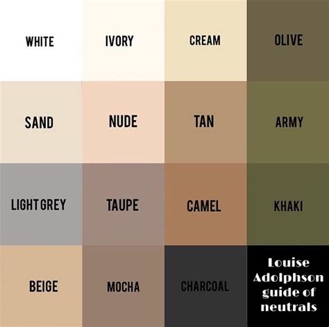 khaki colors best 25 color khaki ideas on khaki