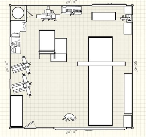 machine shop floor plans machine shop layout questions