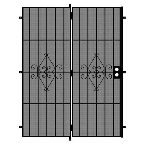 60x80 door installation unique home designs su casa 72 in x 80 in black