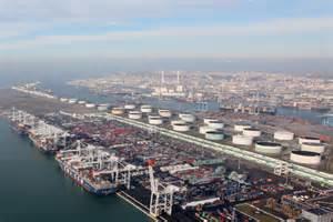 le port du havre 224 l arr 234 t transport logistique
