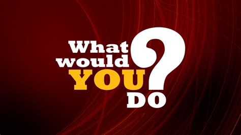 what do you do what would you do renewed for season 12 by abc renew cancel tv