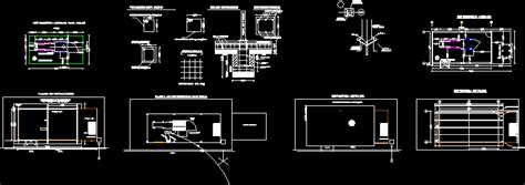incinerator baking booth dwg detail  autocad designs cad