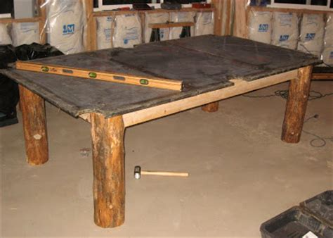 bruemmer s spot building a pool table
