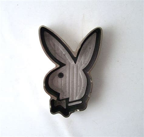 playboy home decor vintage 1980 s playboy bunny ashtray metal chrome
