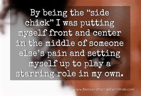 side chick quotes pictures