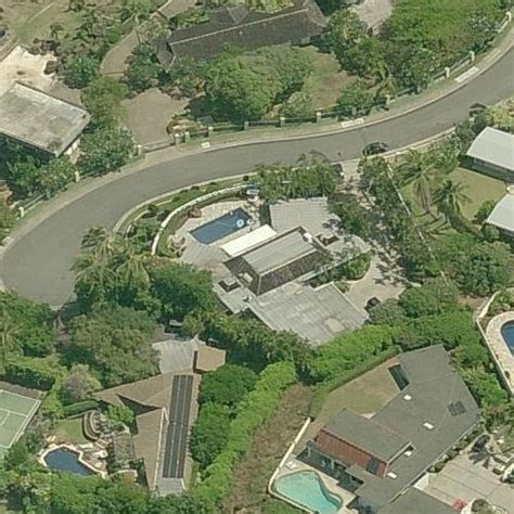 dog the bounty hunter house dog the bounty hunter s house in honolulu hi bing maps virtual globetrotting