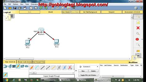 cisco packet tracer tutorial connect two routers cisco packet tracer tutorial connecting 2 pc and 1