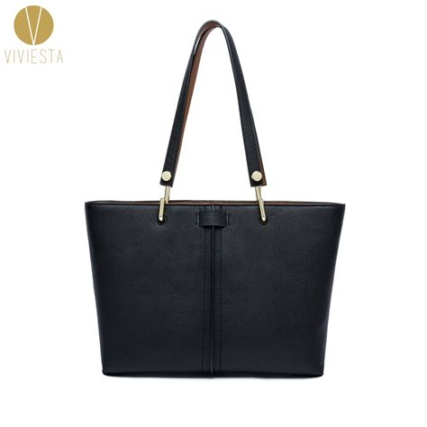 fashion brands message for fall shoppers buy less aliexpress com buy real genuine leather large shopping