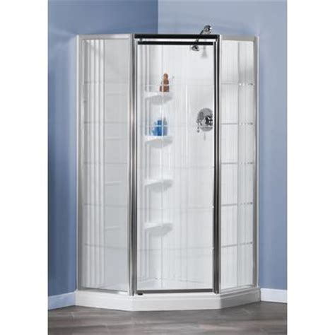 keystone by maax lila shower kit home depot