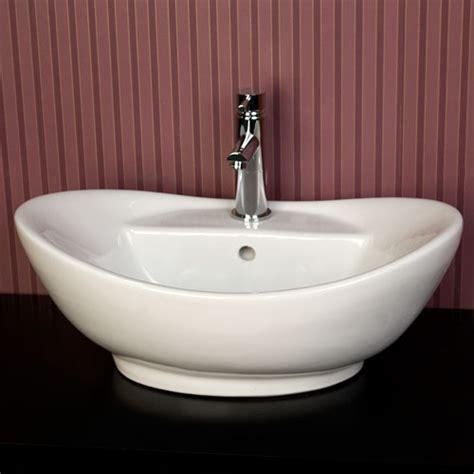 Vessel Sink by Kendrick Porcelain Vessel Sink Bathroom