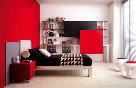 interior exterior plan white carpet  teen bedroom