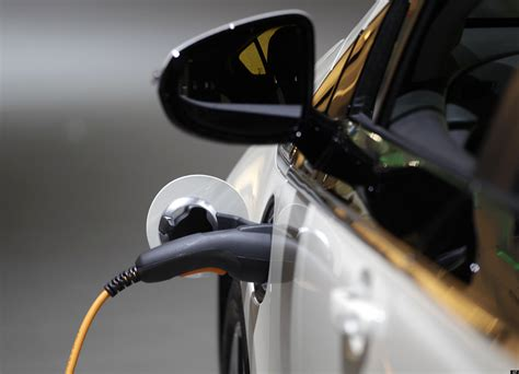 Electric Car Charger 12v20ah ev quot charger fixation quot on the rise in southern california the auto future