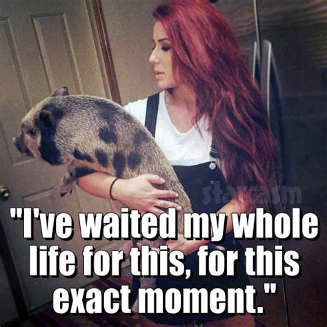 chelsea houska teen mom pig videos teen mom 2 ep 8 preview clips for chelsea leah