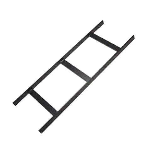 Icc Rack by Icc 30 In Ladder Rack Runway Icc Iccmslst05 The Home Depot