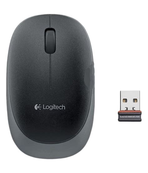 Barang Asli Mouse Wireless Logitech M165 logitech m165 wireless mouse black buy logitech m165 wireless mouse black at low price