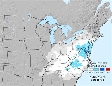 Worst Blizzard february weather history