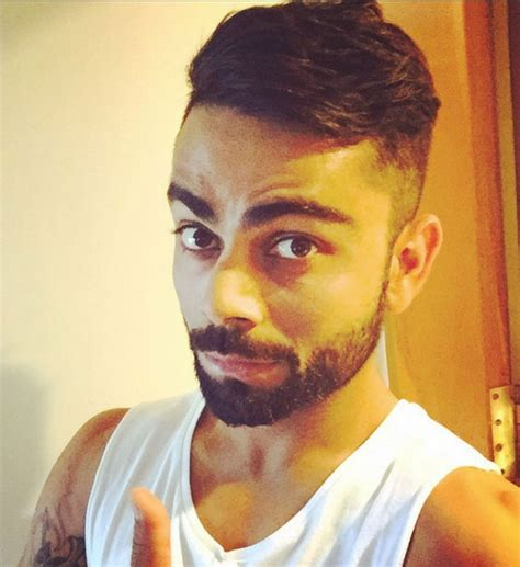 new hair testing bill virat kohli new haircut photos the best haircut 2017