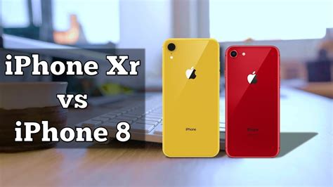 iphone 8 vs iphone xr iphone xr vs iphone 8