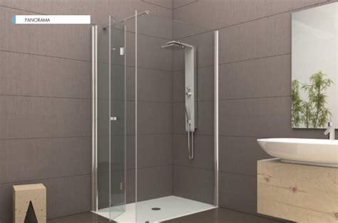 box doccia in cristallo prezzi box doccia in cristallo quot panorama 5 quot