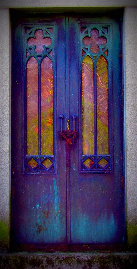 colorful doors i went a bit crazy with the lomo harrisburg cemetery harr flickr