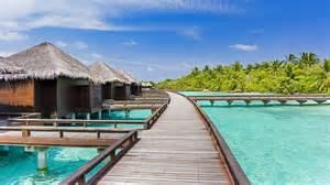 water bungalows maldives luxury resort guest rooms at sheraton maldives
