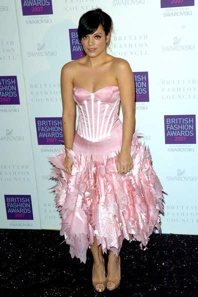 2007 Style Awards Allen by Allen Evening Dress Evening Dress Lookbook