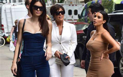 kendall jenner banned her kardashian sisters from kim kardashian s half sister kendall jenner blames family
