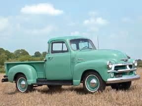 1954 chevy truck classic trucks magazine