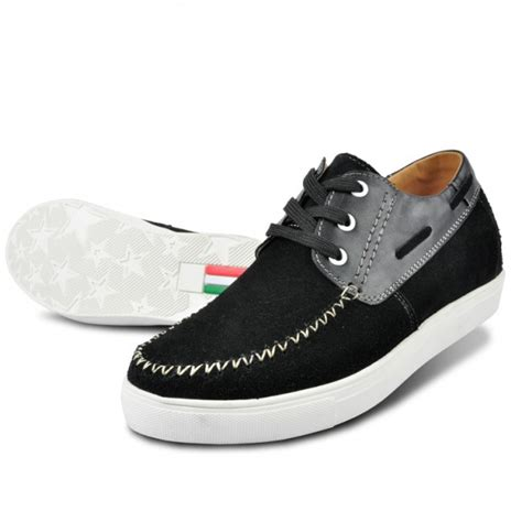 sneakers that make you taller black height increasing casual shoes for to make you