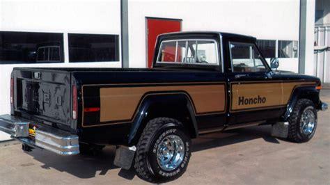 jeep honcho interior 1978 jeep j10 honcho 4x4 mecum houston 2013 t53