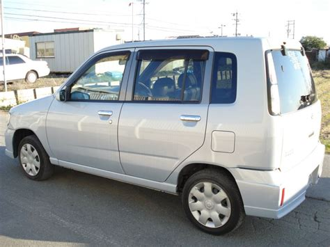 2001 nissan cube nissan cube 1 3 2001 used for sale